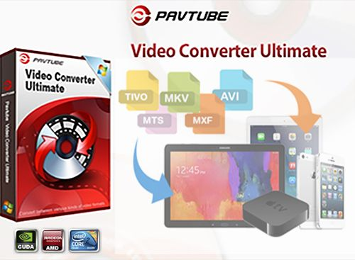 Pavtube Video Converter Ultimate 4.8.6.7 (2015) PC | Repack by 78Sergey