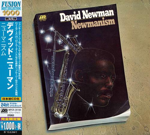 (Soul-Jazz) [CD] David Fathead Newman - Newmanism (1974) - 2015, FLAC (tracks+.cue), lossless