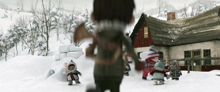 Снежная битва 3D (2015)