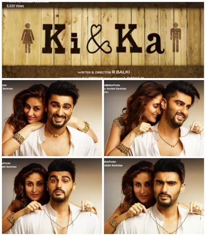 Ki And Ka 2016 720p Hindi BRRip Full Movie Download