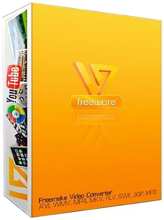 Freemake Video Converter 4.1.9.15 RePack by CUTA (x86-x64) (2016) Multi/Rus