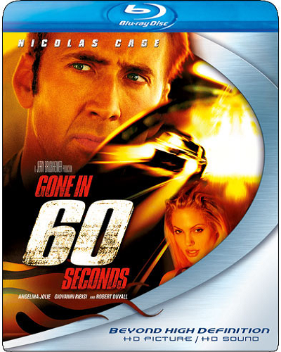 Угнать за 60 секунд / Gone in Sixty Seconds (2000 г.) (BDRip 720p) 60 fps