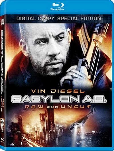 Вавилон Н.Э / Babylon A.D. (2008) (BDRip 720p) 60 fps | Extended Cut