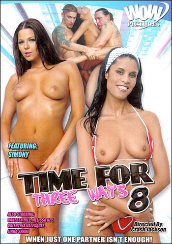 Время для трех путей 8 / Time For Three Ways 8 (2011) DVDRip |