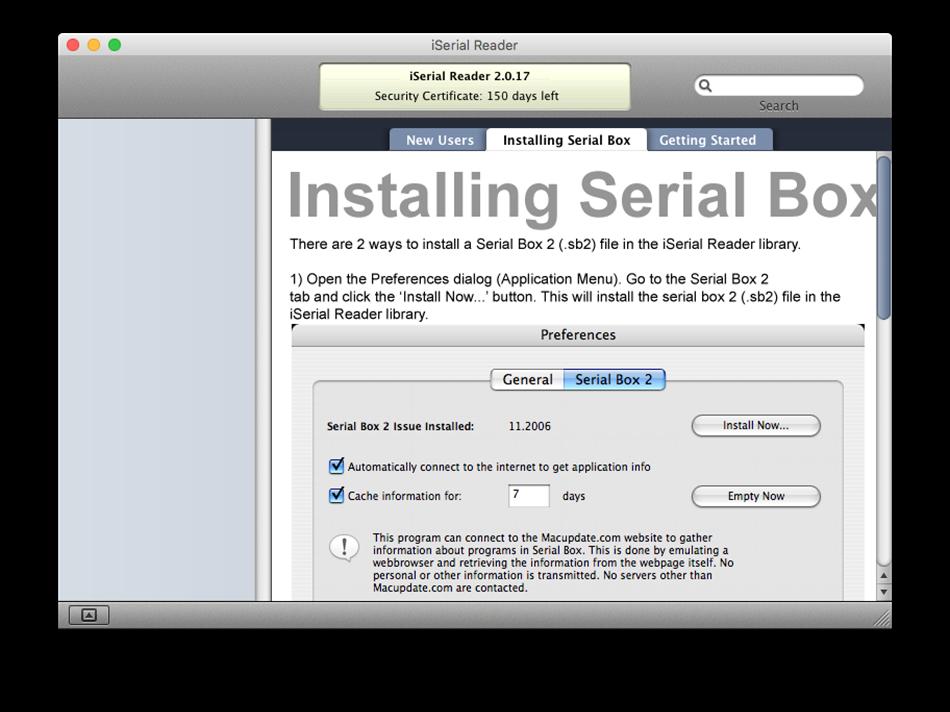 serial box mac torrent