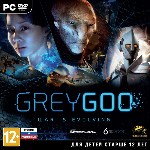 Grey Goo - Definitive Edition (2015) PC | Лицензия