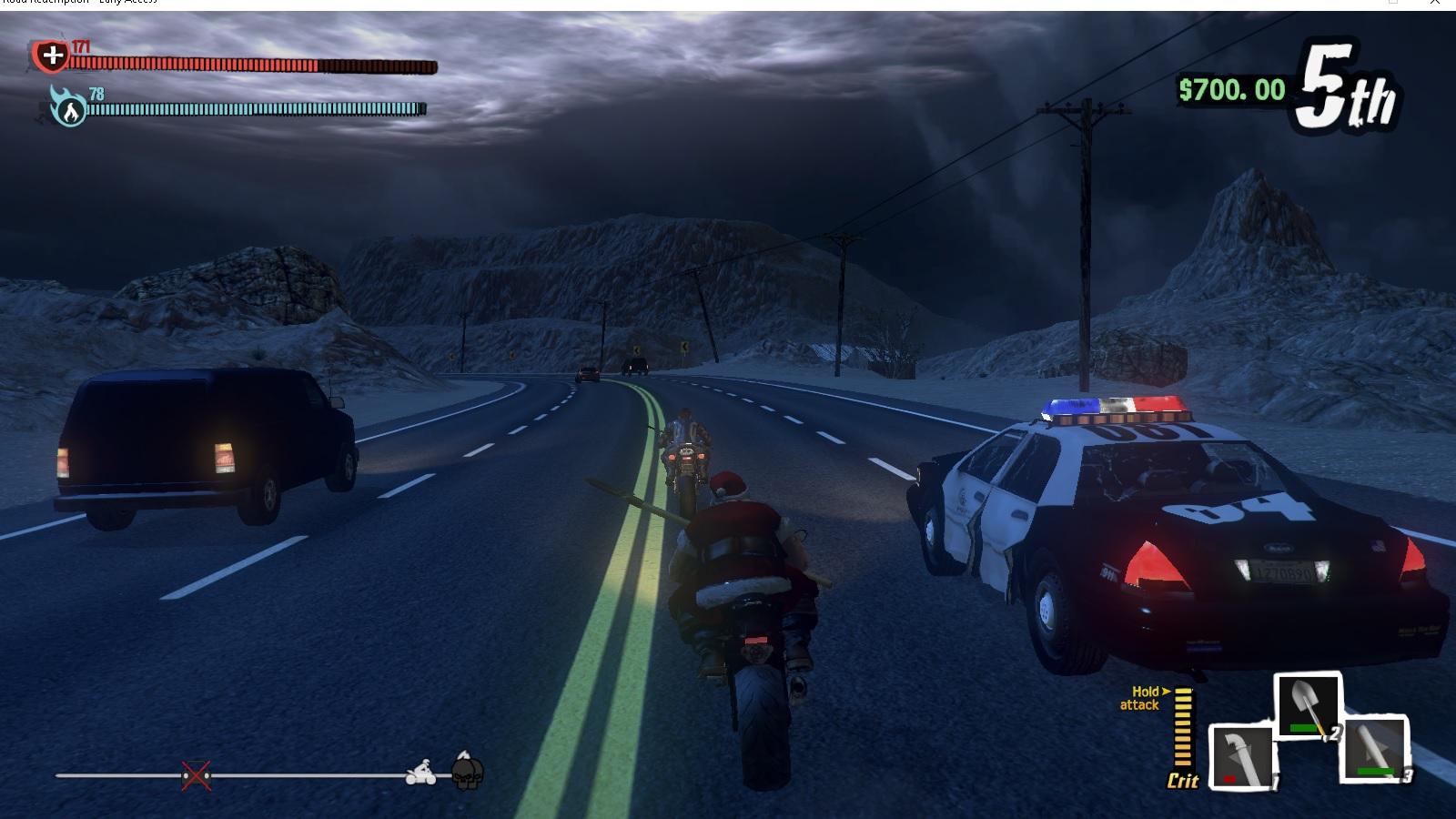 Скриншот Road Redemption (Версия от 14.07.2016) №3
