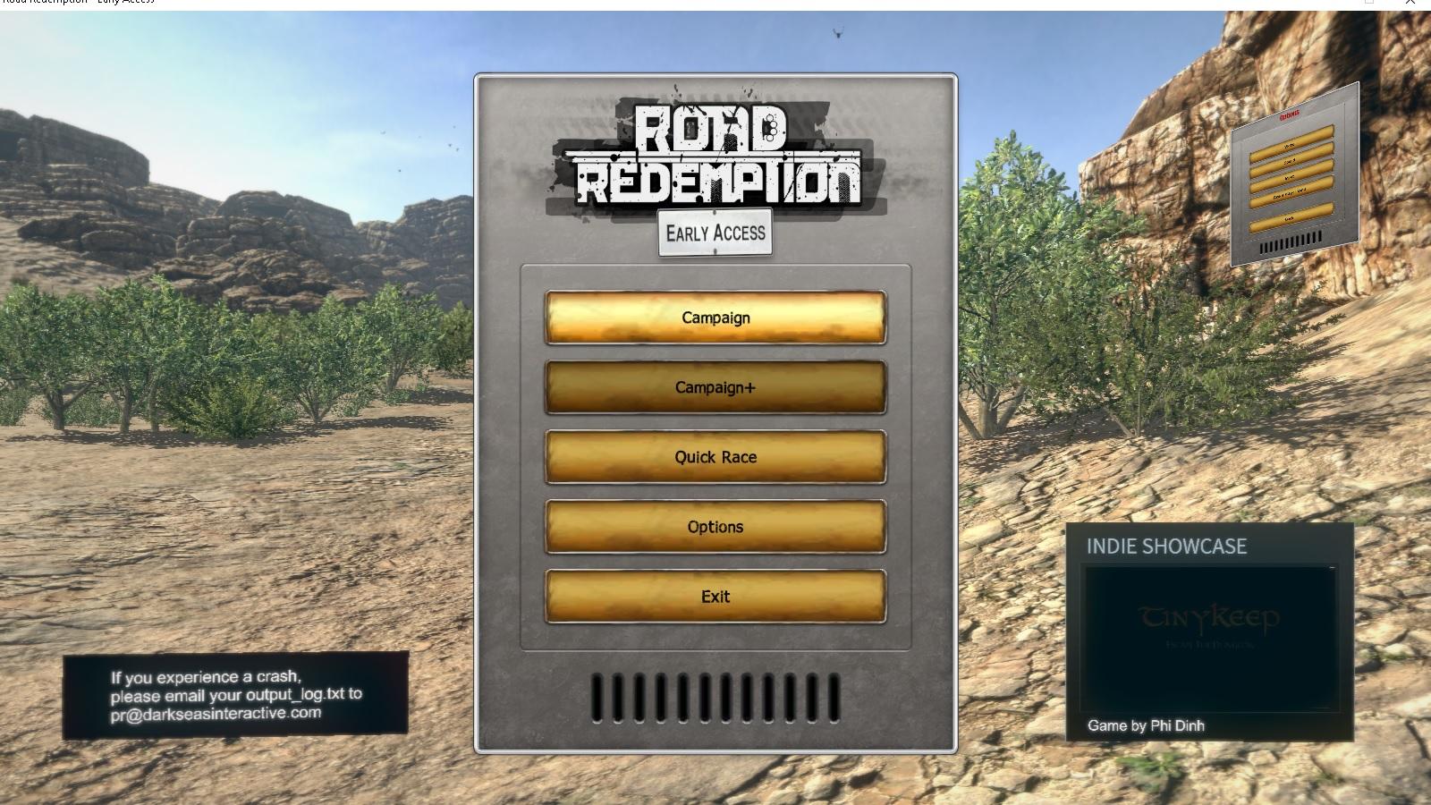 Скриншот Road Redemption (Версия от 14.07.2016)