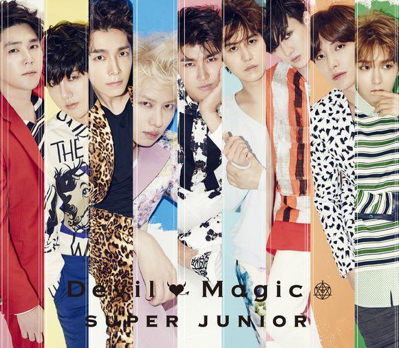 20160203.04.1 Super Junior - Devil ~ Magic cover 1.jpg
