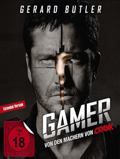 Геймер / Gamer (2009) (BDRip-AVC) 60 fps