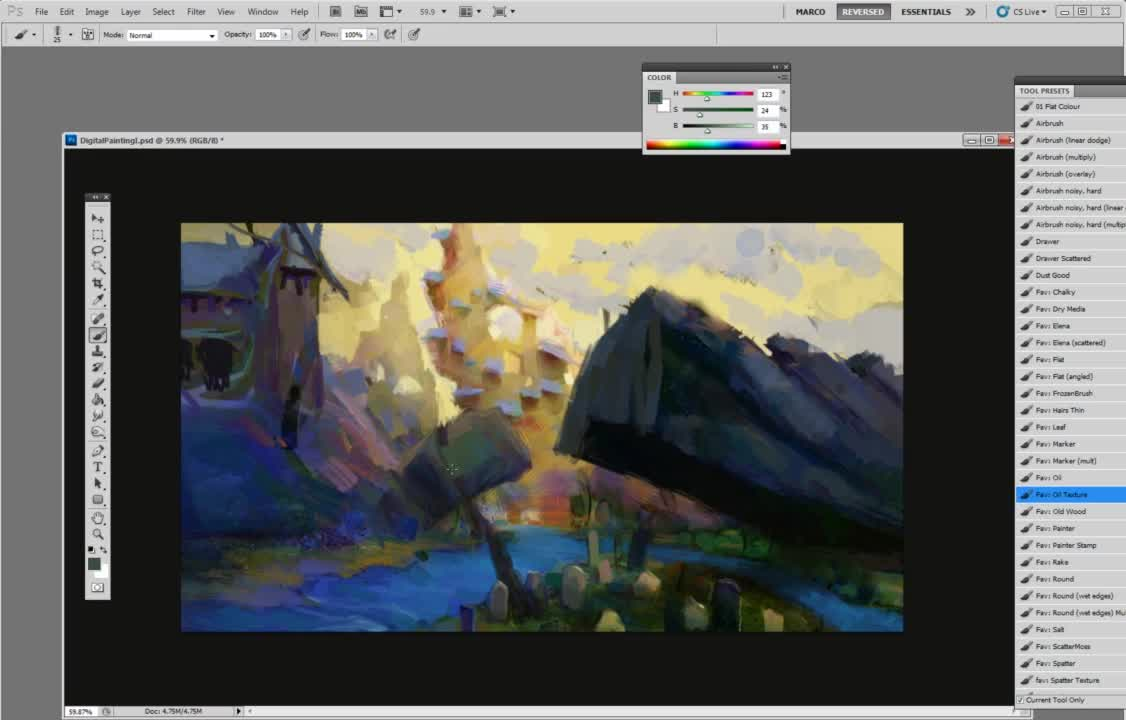 Svs digital painting 1 torrent training torrents for Extra mural classes