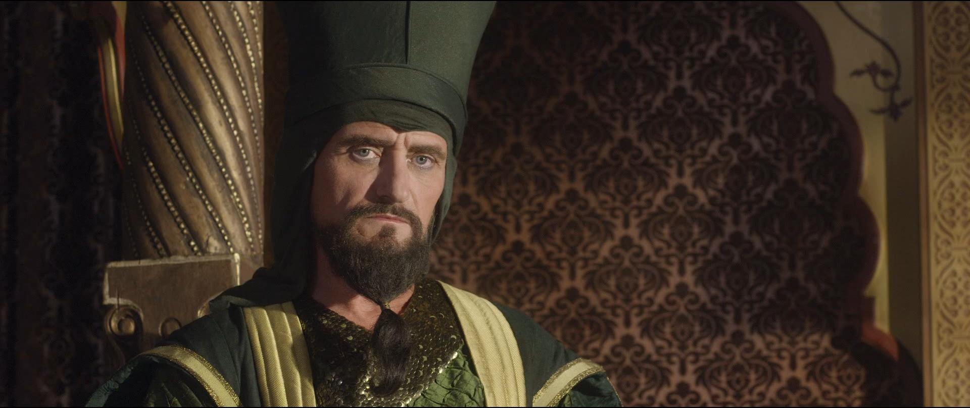 Новые приключения Аладдина / Les nouvelles aventures d'Aladin (2015) BDRip 1080p