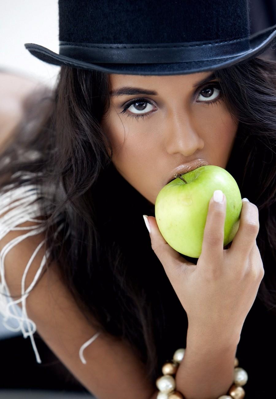Сочное яблочко