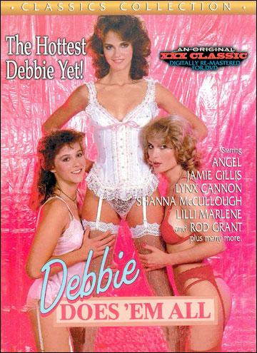 Дебби дает всем / Дебби любит всех / Debbie Does 'Em All (1985) DVDRip |
