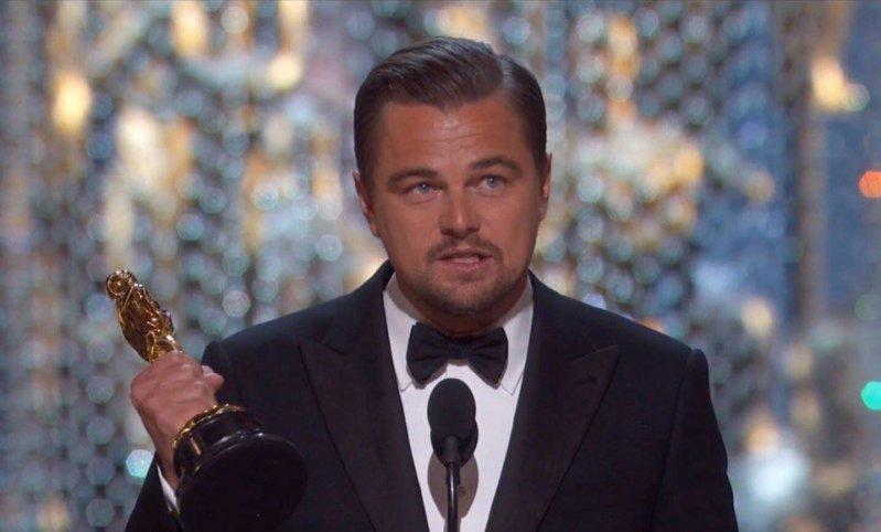 Леонардо Ди Каприо всё таки  получил свой первый «Оскар»