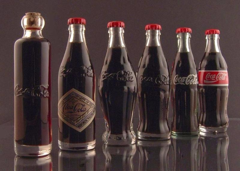 Эволюция бутылки