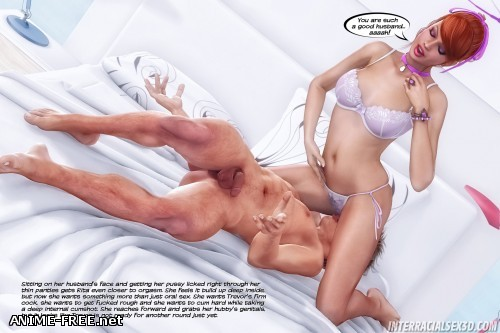 SiteRip interracialsex3d [Uncen] [3DCG] [ENG] Porn Comics