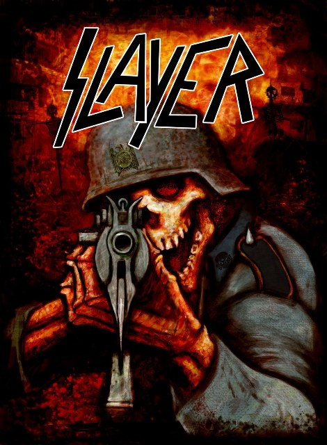 SLAYER - You Against You (Пилят еще старички)