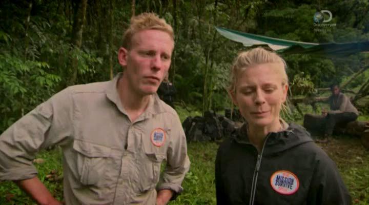 Discovery. Курс выживания с Беаром Гриллсом / Bear Grylls: Mission Survive (1 сезон 1-6 серии из 6) (2015) HDTVRip