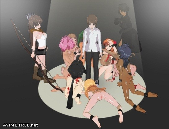 Harem / Гарем [2015] [Uncen] [RPG, 3DCG] [ENG] H-Game