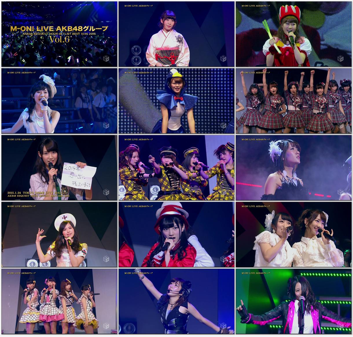 20160411.01 AKB48 - Request Hour Setlist Best 1035 2015 Vol. 6 (HDTV 2016.04.03) (JPOP.ru).jpg