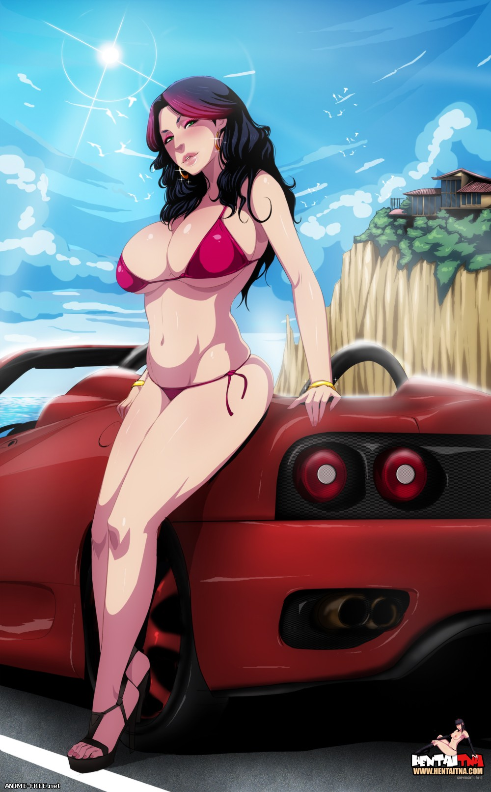 (Collection) Hardinkgirls, HentaiTna [Uncen] [JPG,PNG,GIF] Hentai ART