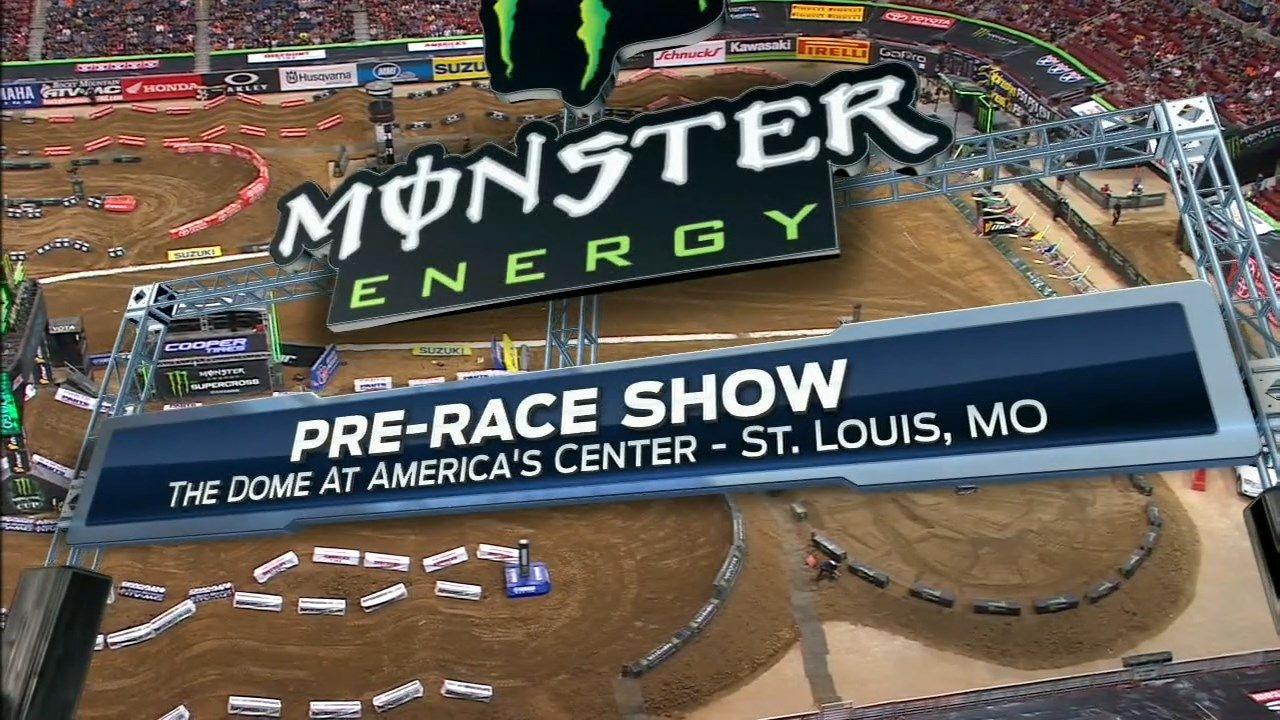 2016 AMA Supercross Rd 14 St. Louis, MO (EAST) [16 / 04 / 2016, Чемпионат США по Суперкроссу,HDTVRip]