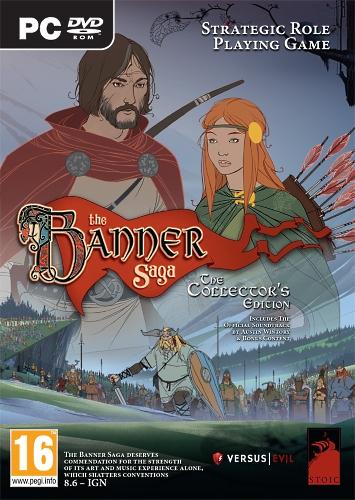 The Banner Saga [v 2.32.04] (2014) РС | Лицензия