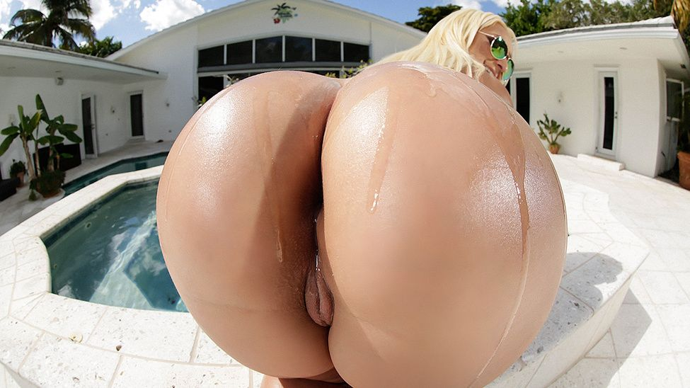 Nina Kayy - Big Wet Miami Booty (2016)