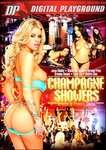 Digital Playground - Брызги шампанского / Champagne Showers (2014) DVDRip |