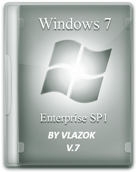 Windows 7 Enterprise sp1 Blue Game Lite v.7 by vlazok (x64) (Rus)