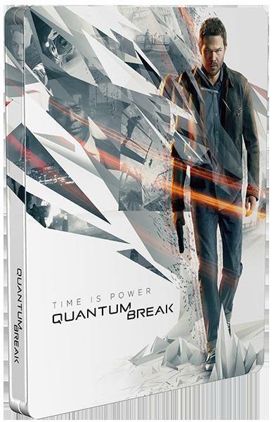 Quantum Break [ v.2.5.0.0] (2016) PC | RePack от SEYTER