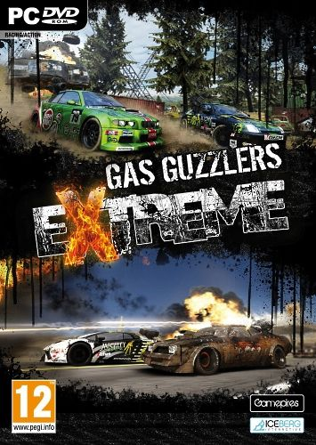 Gas Guzzlers Extreme - Gold Pack (2013/MULTi2/RePack) +2DLC 1.0.8