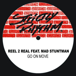 (House, Garage) [WEB] Reel 2 Real feat. Mad Stuntman - Go On Move - 1994, FLAC (tracks), lossless
