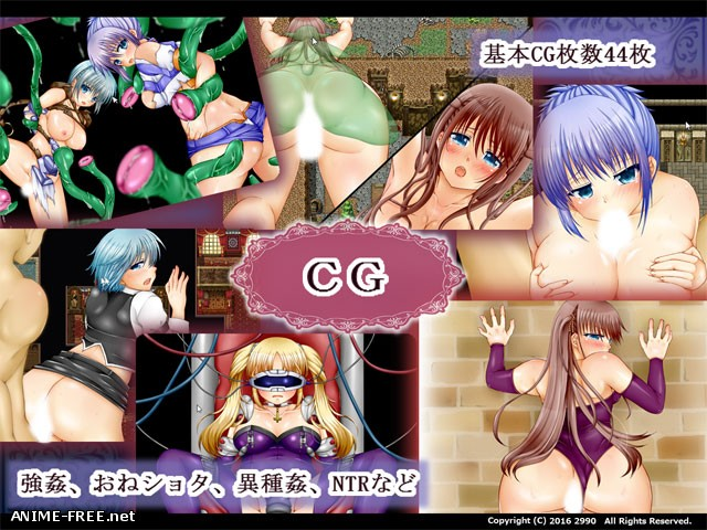 TS QUEST [2016] [Cen] [jRPG] [JAP,ENG] H-Game