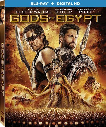 Боги Египта / Gods of Egypt (2016) BDRip [H.264 / 1080p] [EN]