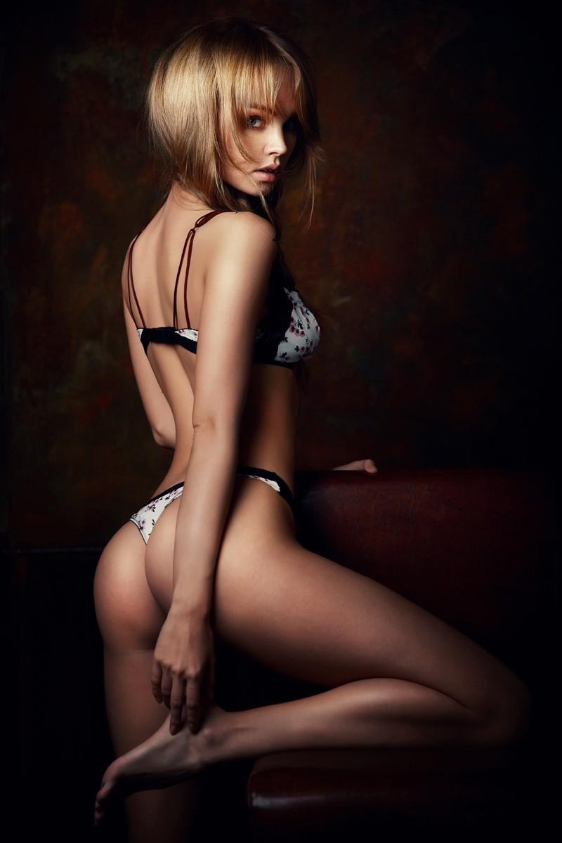 Красивое тело и белье
