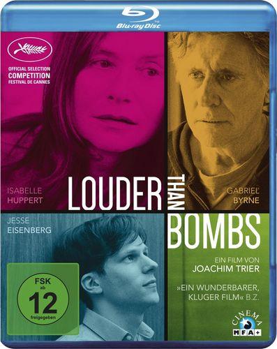Громче, чем бомбы / Louder Than Bombs (2015) BDRip [H.264 / 1080p] [EN]