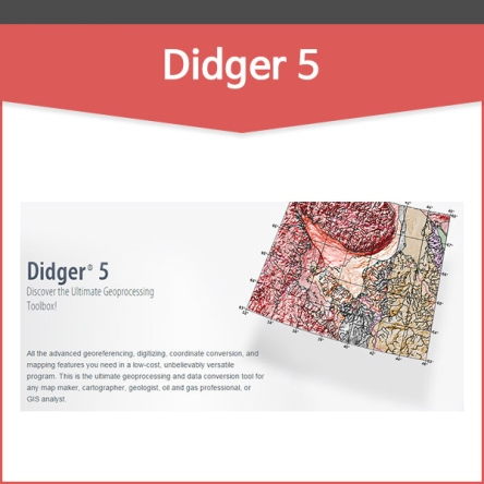 Golden Software Didger 5.11.1438 (x86-x64) (2016) {Eng}