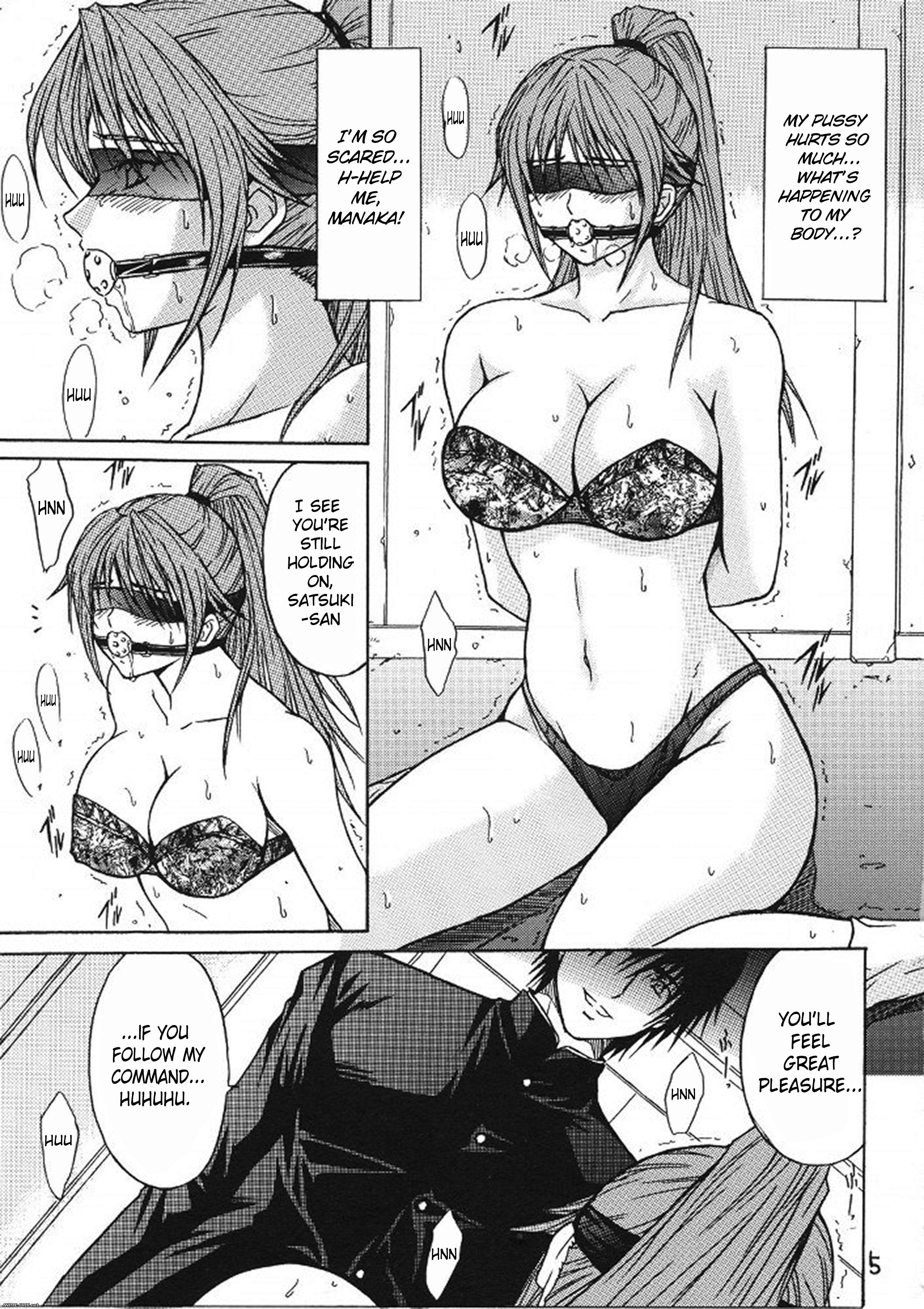 Aoi Mikku(KUSARI) - Сборник хентай манги [Ptcen] [ENG,JAP] Manga Hentai