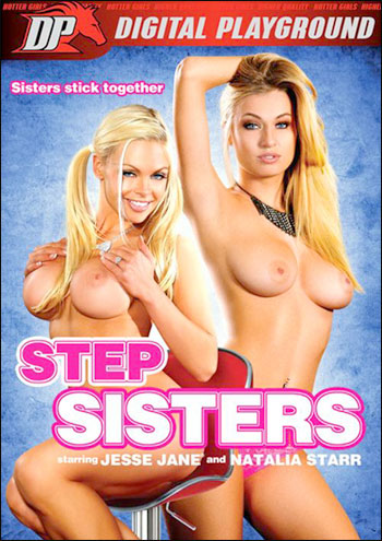 Digital Playground - Сводные сестрички / Step Sisters (2014) DVDRip от Relizer