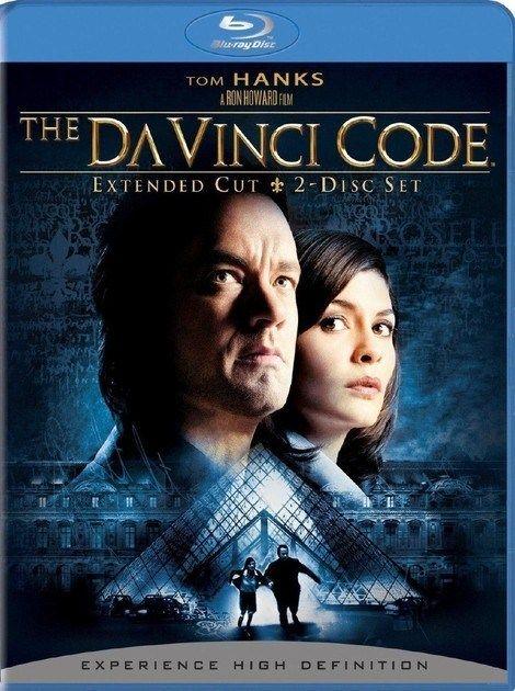 Код Да Винчи / The Da Vinci Code [Extended Cut] (2006) BDRip [H.265 / 1080p-LQ]