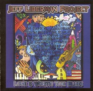 Jeff Liberman - Discography (2002-2016)