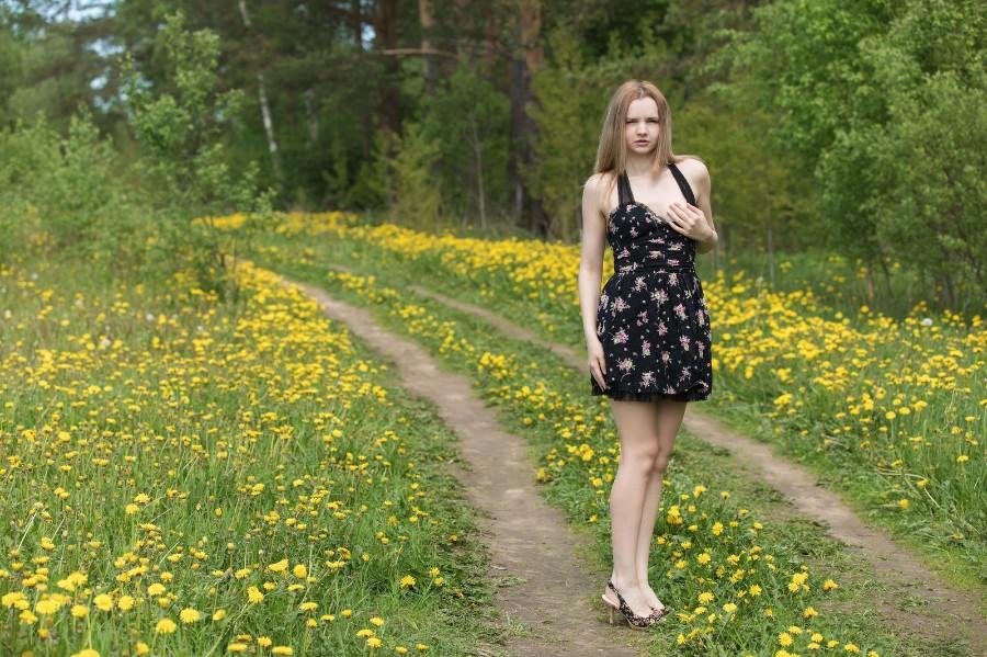 Весенняя прогулка
