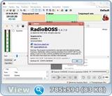 RadioBOSS Advanced 5.4.7 (x86-x64) (2016) Multi/Rus
