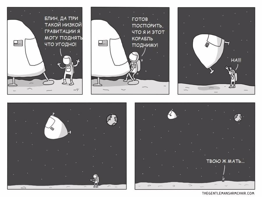 Низкая гравитация