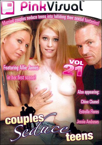 Пары совращают подростков 21 / Couples Seduce Teens 21 (2011) DVDRip