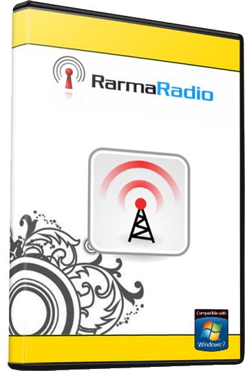 RarmaRadio Pro 2.70.3 RePack by D!akov [Multi/Ru]