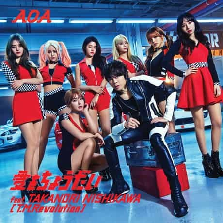 AOA - Ai wo Choudai (2016) (HDTVRip 1080p) 60 fps