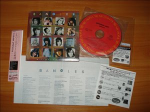 The Bangles - Discography (1984-2011)